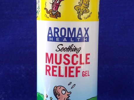 How to use Aromax Muscle Relief Gel