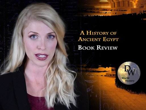 BOOK REVIEW  - A History of Ancient Egypt - Nicolas Grimal