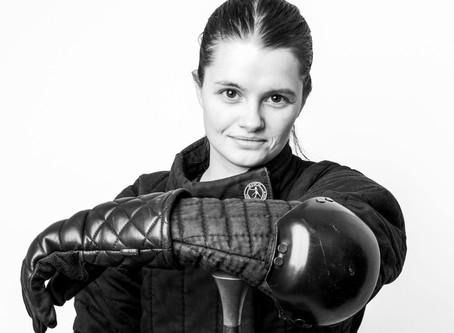 Victoria Clow - what's it like to be a female fight director?