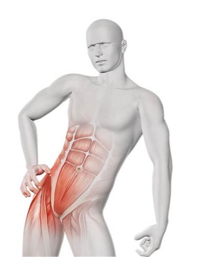 Dor no quadril, possível artrose
