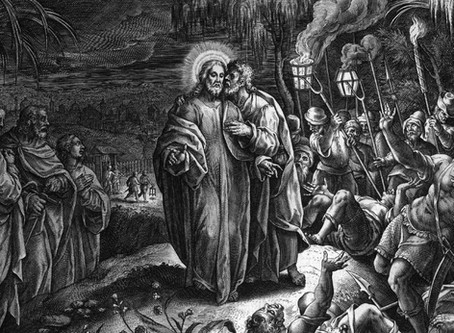 Judas Iscariot: The Disciple Who Betrayed Jesus with a Kiss or More than a Betrayer