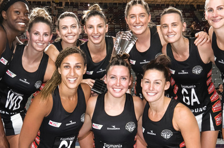 Mentor helps Magpies claim victory in the Suncorp #TeamGirls Cup