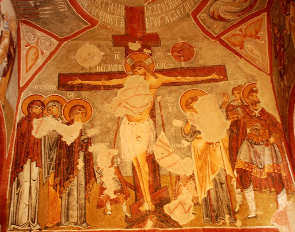 Apple Church - Crucifixion
