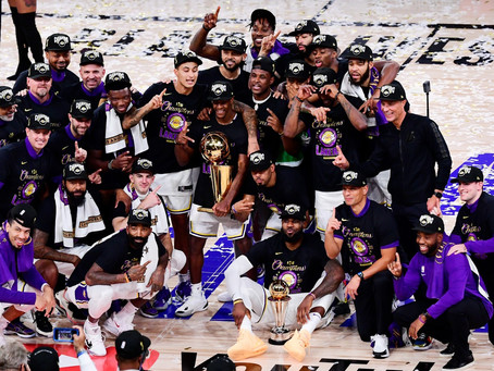 What we learned from the NBA Bubble