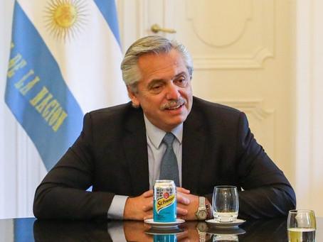 """ALBERTO FERNÁNDEZ: """"LOS JUECES DE LA CORTE SUPREMA GANAN MAS QUE YO."""""""