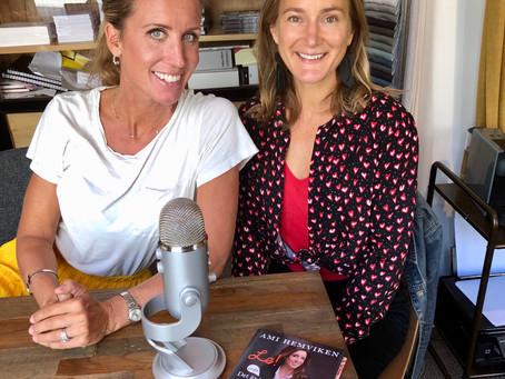Avsnitt 130 – Ami Hemviken – Knepen som gör det roligare på jobbet!