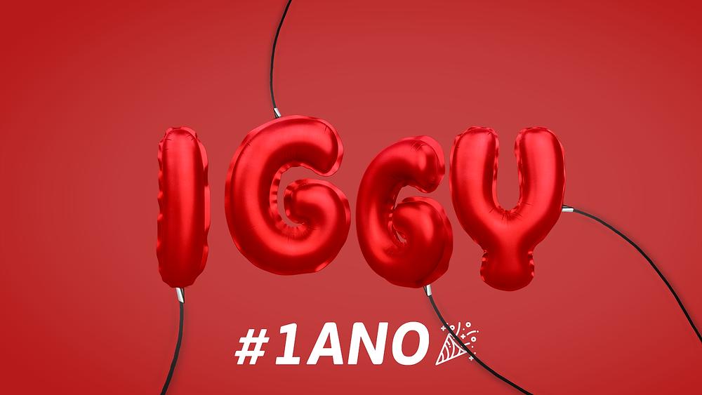 Aniversário Agência Iggy - Marketing e Inovação