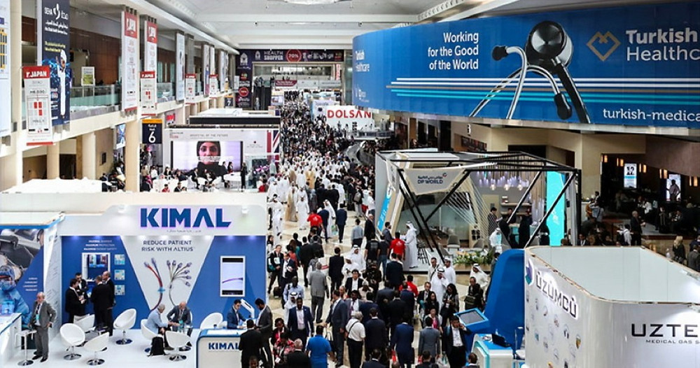 Arab Health to Showcase Several of the Disruptive Technologies in the IoMT