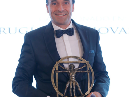 Entrega de los premios Medicina Siglo XXI