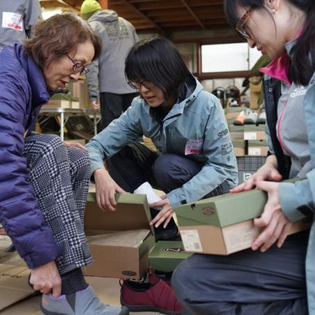 フットウエアブランド 〈KEEN(キーン)〉が水陸両用サンダル5,000足を被災された方へ無償提供。配布先募集中。