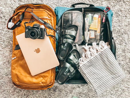 The Ultimate Round The World Packing List for Minimalist One Bag Travel