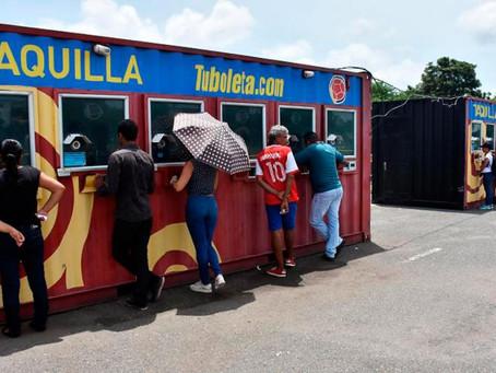 Fiscalía imputará cargos a tres socios de la firma Tuticket.ya por reventa de boletas