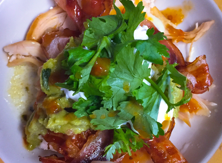 Keto Kitchen: Messy Mexican Bowl Recipe!
