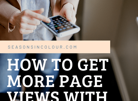 How to get more page views and increase sales with PINTEREST