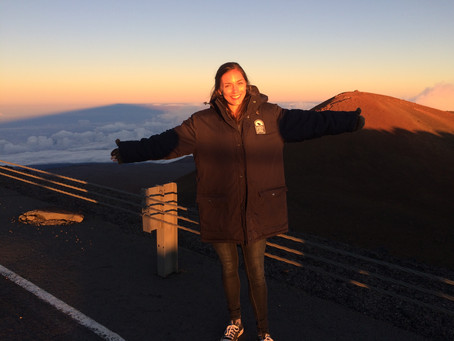 To the Top of Mauna Kea and Beyond!
