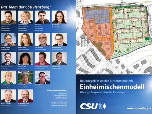 Einheimischenmodell: Für wen sich bauen lohnt, lesen Sie jetzt im CSU Bladl