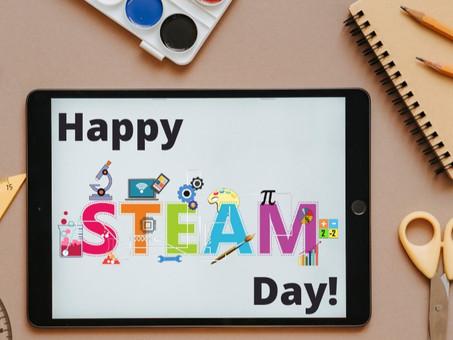 Celebrating STEAM Day—the NII way!