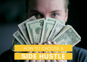 How to Choose Your Side Hustle