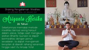 Cara Meditasi ampuh - Sharing oleh ARIYANTO HERIKA