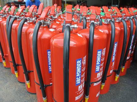 Kenali Pembekal Alat Pemadam Api Yang Competent