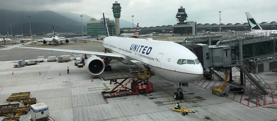 """United Airlines CEO Oscar Munoz """"Historic"""" Route Announcement Tomorrow (12/12)"""