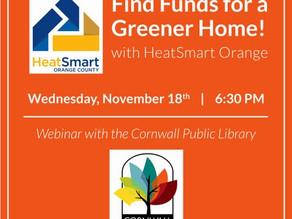 Cornwall Public Library Zoom Program