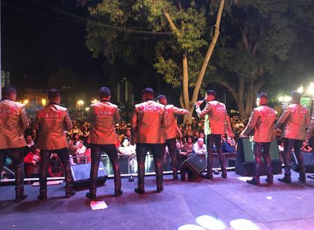 Banda Lirio celebra el día del músico con homenaje a José Alfredo Jiménez