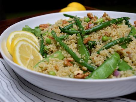 Full Of Beans Quinoa Salad
