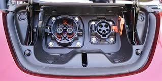 Nissan Leaf - CHAdeMO(DC) + Type 1(AC)