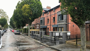 New apartment development in Belfast
