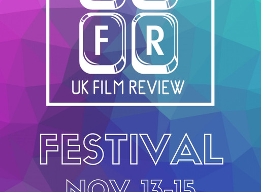 Press Release: First UK Film Review Festival to go live in November