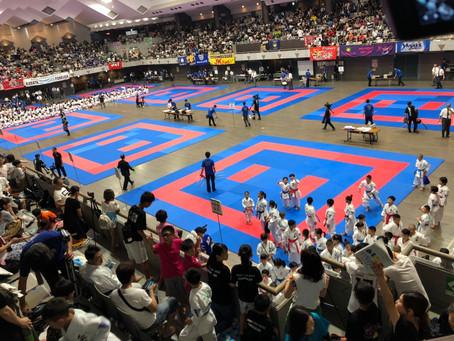 2019 第19回全日本少年少女空手道選手権大会