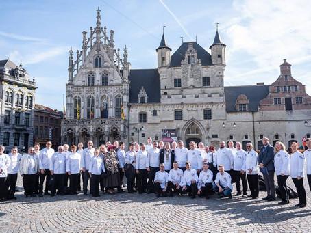 Worldchefs - Association of Chefs European Presidents Meeting 2019