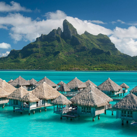 The Best Overwater Bungalow Experiences for Honeymooners