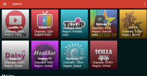 THOP TV v3 0 | AD FREE | APK | ANDROID | FIRESTICK | FULL