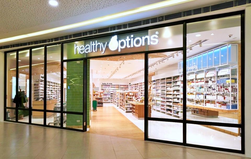healthy Options the podium