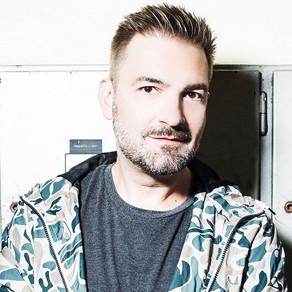 Berlin Based Independent Art Critic and Curator Boris Kostadinov