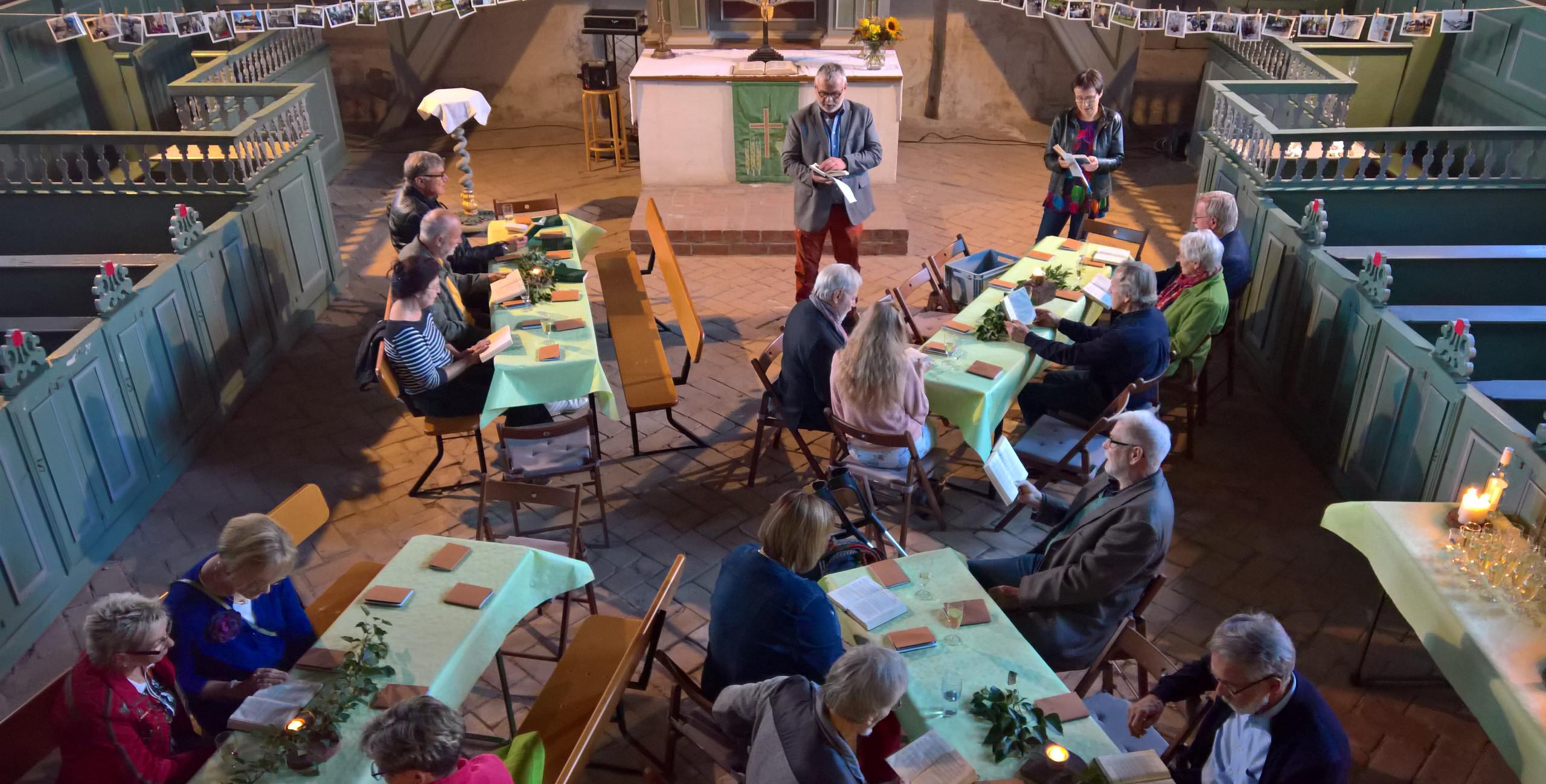 10 Jahre Förderverein Wallfahrtskirche Buckow