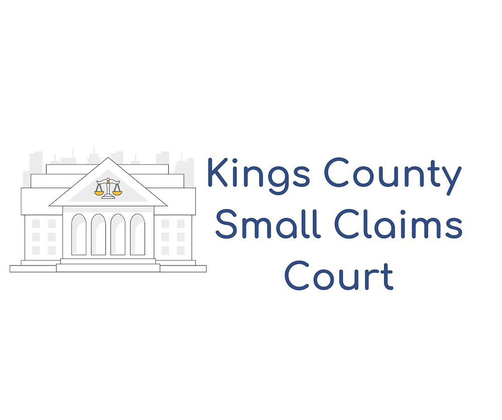 How to file a small claims lawsuit in Kings County Small Claims Court