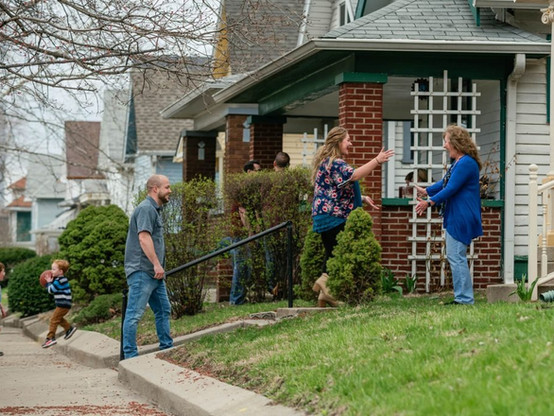 The Importance of Complete Neighborhoods in Times of Crisis