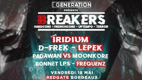 iridium play at Breakers [18.05.18]