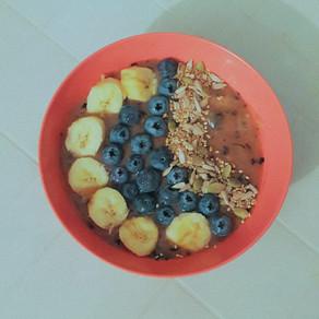 Fruit Bowl ai mirtilli