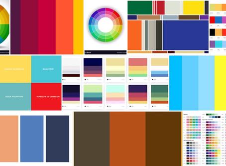 Wie können Sie Farben in Ihrem Lebenslauf verwenden?