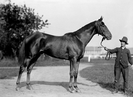 Louis Feustel and Man o' War: The Unbeatable Team