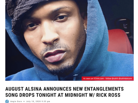 August Alsina's New Song?