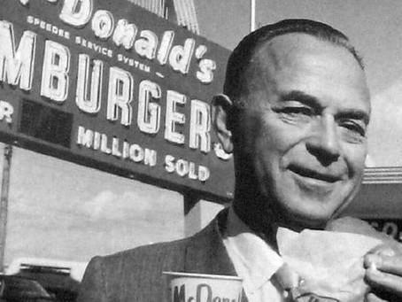 McDonald's | Il bond del mese