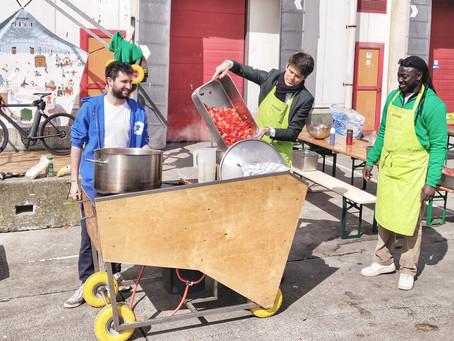 Vlaamse administraties schenken voedseloverschotten aan mensen die het moeilijk hebben