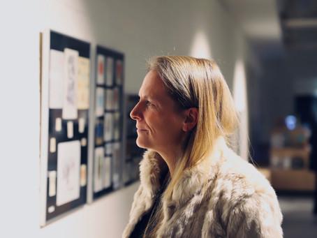 Opening tentoonstelling 'GROTE KUNST OP KLEIN FORMAAT'