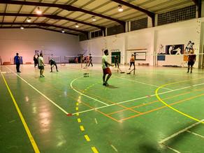 Arranca la escuela de Badminton Iniciación