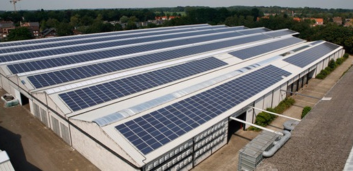 Reasons why industrial units are perfect for Solar